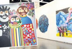 Çağdaş sanatın fuarı Milliyet Sanat'ta