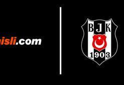 Misli.com Beşiktaşın resmi bahis sponsoru oldu