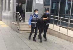 İstanbulda gel-al uyuşturucu servisine baskın