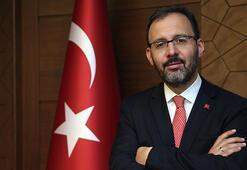Bakan Kasapoğlu duyurdu Başvuru sonuçları açıklandı...