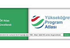 Üniversite tercihi yapacaklar için YÖK Atlas güncellendi