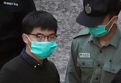 Hong Konglu aktivist Joshua Wonga 13 ay hapis