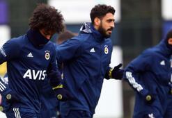 Son dakika - Fenerbahçede Tolga Ciğerci takımla çalışmalara başladı