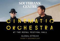 The Cinematic Orchestra evlere konuk oluyor