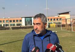 Samet Aybaba: Alibec'i takıma döndürmemiz lazım