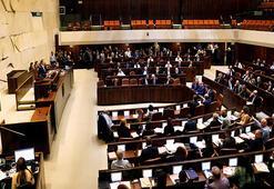 İsrailde erken seçimin yolu açıldı