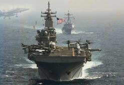 Son dakika: Atlantikte sular ısınıyor ABDden Rusyaya karşı donanma hamlesi