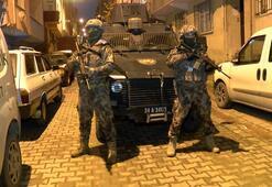 İstanbulda DEAŞ operasyonu: Çok sayıda gözaltı var