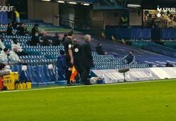 Tottenham-Chelsea maçında Jose Mourinho tepjkileri
