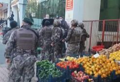 Polis ekibine silahlı saldırı Operasyon düzenlendi