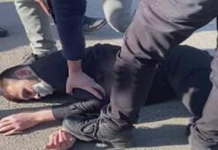 Son dakika: Kahramanmaraşta operasyon Polisi şehit eden zanlı böyle yakalandı...