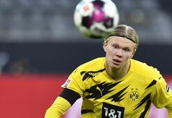 Erling Haalanddan Dortmunda kötü haber