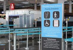 İstanbul Havalimanındaki erişilebilir hizmetlerle yolculuk kolaylaştırılıyor