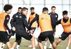 Konyasporda Erzurumspor hazırlıkları