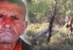 4 gün önce kaybolan yaşlı adamdan acı haber