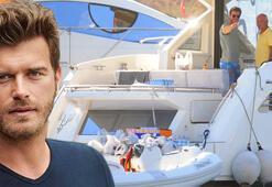 Kıvanç Tatlıtuğ teknesini sattı 3 milyon 230 bin TL...
