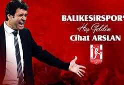 Son dakika - Aydeniz Et Balıkesirspor, Cihat Arslan ile anlaştı