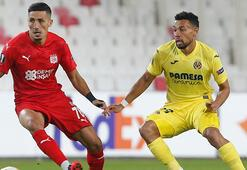 Sivasspor - Villarreal: 0-1
