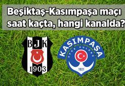 Beşiktaş-Kasımpaşa maçı bu akşam saat kaçta hangi kanalda Muhtemel 11ler...