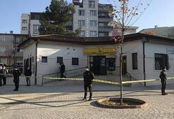 Bursada PTT şubesinde soygun