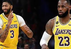 Lakers, LeBron James ve Anthony Davis ile sözleşme yeniledi