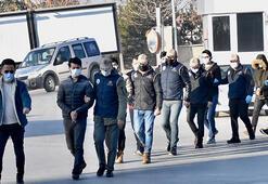Eskişehir merkezli FETÖ operasyonunda 10 şüpheli yakalandı