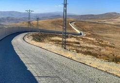 Son dakika... Bakan Soylu duyurdu 81 kmlik duvar tamamlandı