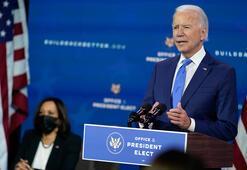 Biden ilk kez konuştu: İranın nükleer silahlara sahip olmasına izin veremeyiz
