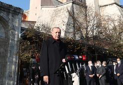 Cumhurbaşkanı Erdoğandan flaş aşı açıklaması