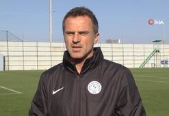 Stjepan Tomas: Karagümrük maçıyla eski tempomuzu yakalayacağız
