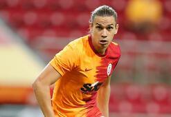 Son dakika - Galatasaraydan Hatay maçı öncesi Taylan Antalyalı açıklaması