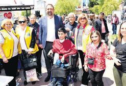 Çiğli'de engelli meclisi kurulacak