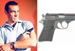 Bond tabancasına 256 bin dolar