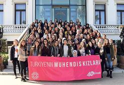 Türkiye'nin Mühendis Kızları geleceği aydınlatacak