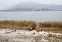 Eğirdir Gölünde büyük tehlike: İkiye bölünüyor