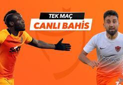 Galatasaray - Hatayspor canlı bahis heyecanı Misli.comda
