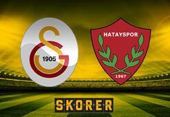 Galatasaray Hatayspor maçı ne zaman, saat kaçta, hangi kanalda yayınlanacak Galatasaray ve Hataysporun ilk 11leri belli oldu