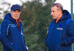 Trabzonsporda Demir Grup Sivasspor hazırlığı