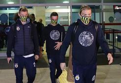 Fenerbahçe kafilesi Denizlide