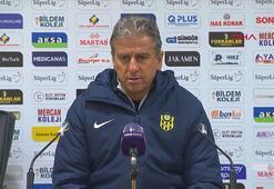 Hamza Hamzaoğlu: Şu anda oyundan çok puan ve puanlara ihtiyacımız var