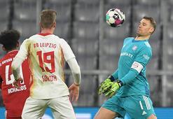Son dakika - Bayern Münih ve Leipzigden gol düellosu Sörloth...