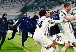 Juventus, derbiyi son dakika golüyle kazandı