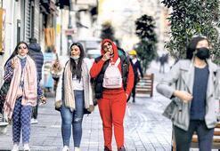 İstanbul turistlere kaldı