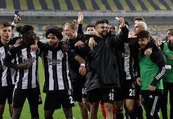 Son dakika - Beşiktaşta puan ve gol patlaması