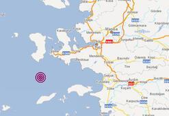 Deprem mi oldu, Bursada deprem oldu mu AFAD, Kandilli Rasathanesi son depremler listesi (6 Aralık)