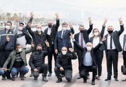 Karşıyaka Belediyesi emekçinin yol arkadaşı