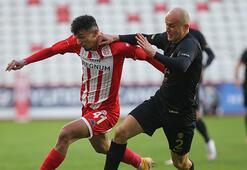 Antalyaspor - Ankaragücü: 1-0