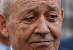 Fransa Dışişleri Bakanı Le Drian, Mısır Cumhurbaşkanı Sisi ile görüştü