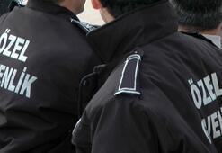 Özel güvenlik şirketleri çalışanları için 10 milyon lira harcadı