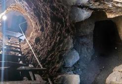 2 kent 2 tünel Define avcılarına suçüstü